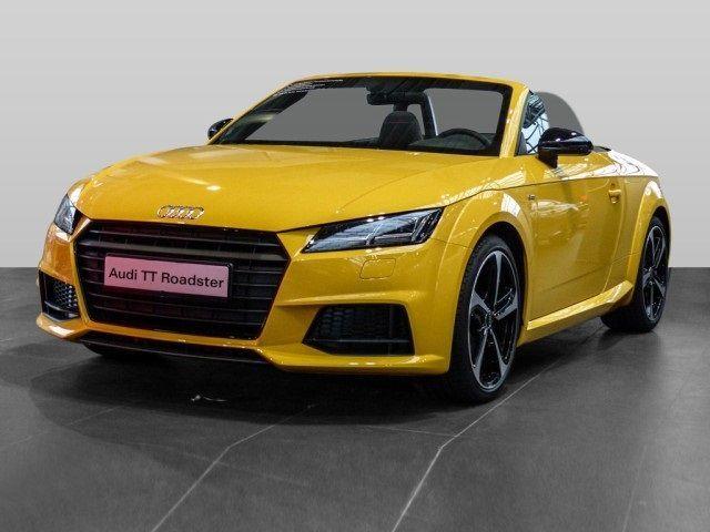 Leasing: 3 Jahre Audi TT fahren für 283 im Monat