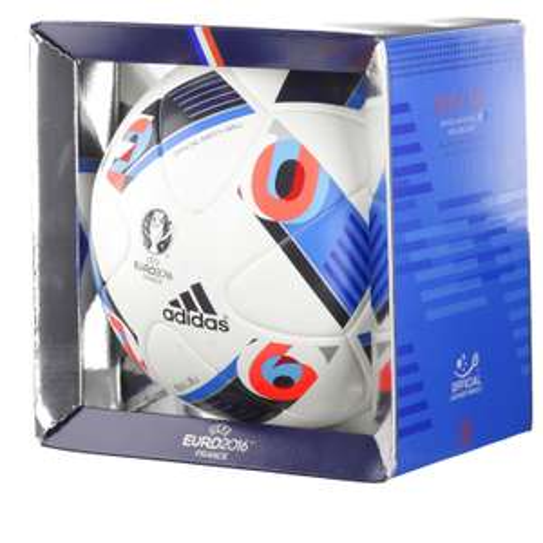 adidas Fussball Beau Jeu EURO16 OMB Profifußball (Matchball) 44,89€/PVG:60€
