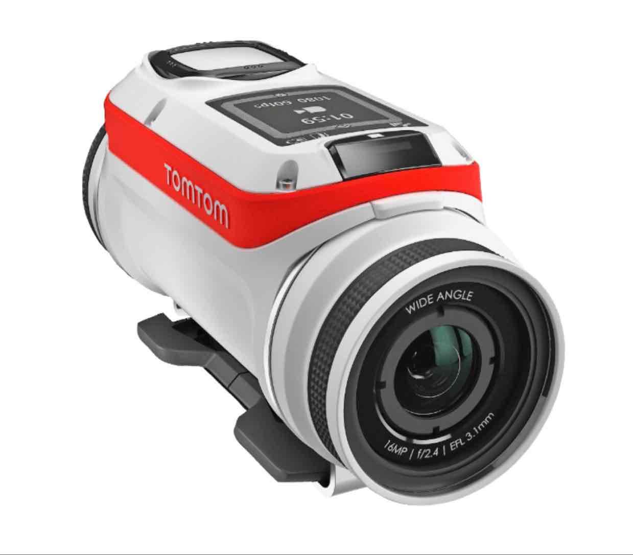 [ Media Markt ] TOMTOM 1LB0.001.02 Bandit Adventure Pack Kamera !
