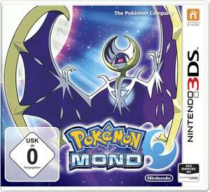 Pokemon Mond (Nintendo 3DS) für 31,99€ [Müller + Amazon]