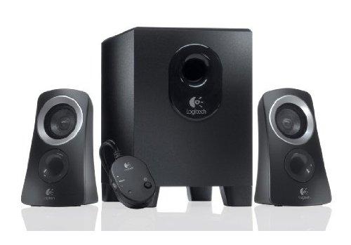 [AMAZON warehousedeals Prime] Logitech Z313 PC Lautsprechersystem 2.1 schwarz