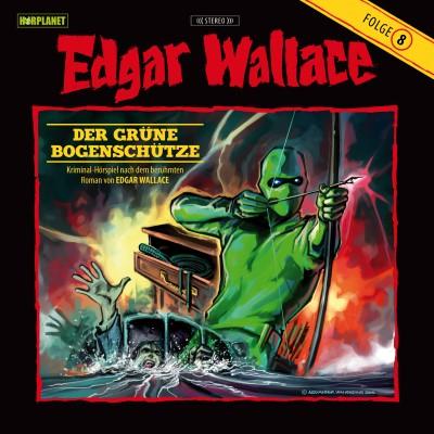 Thalia Ebook Edgar Wallace - Der grüne Bogenschütze