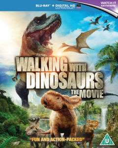 Walking With Dinosaurs (Includes UltraViolet Copy) Blu-ray für 2,39€ @ Zavvi (weitere in den Kommentaren)