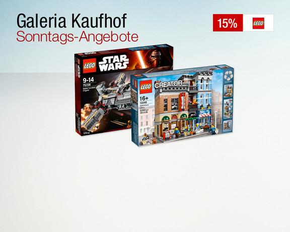 Galeria Kaufhof nur Heute bis zu 30% Rabatt verschiedene Art.