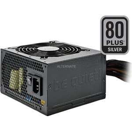 "be quiet! Netzteil 600W, 80 PLUS Silver ""System Power 7"" = 57,90€"