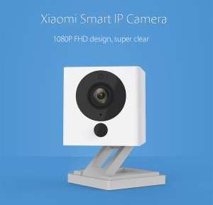Original Xiaomi Smart 1080P WiFi IP Camera für 19.79€ @ Gearbest