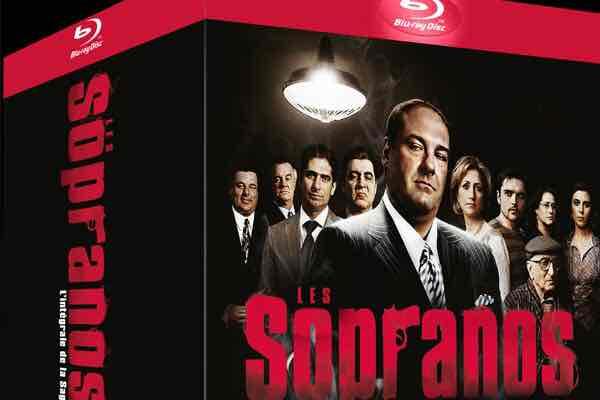 The Sopranos Blu-Ray Box [amazon.fr]