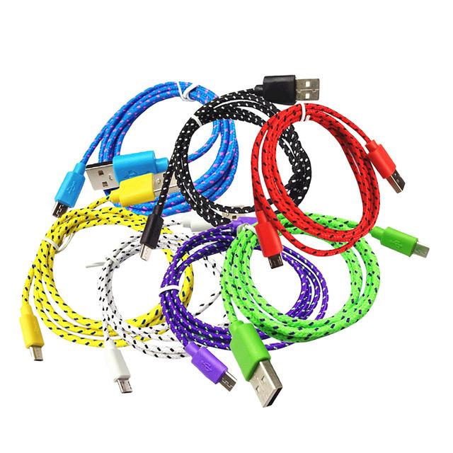 Micro-USB Ladekabel für nur 38ct versandkostenfrei bei AliExpress