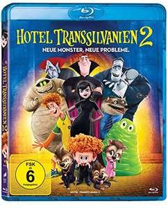 [amazon.de] Hotel Transsilvanien 2 - BluRay 7,97 € / DVD 5,97 €