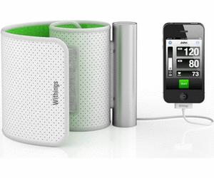 Withings Drahtloser Blutdruck-Monitor [Amazon]