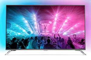 [SATURN] 4k Phillips Ambilight TVs bei Saturn, z.b. PHILIPS 49PUS7101/12 49 Zoll ab 696,61€
