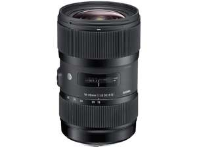 SIGMA 18-35mm F1,8 DC HSM Canon Objektiv [Saturn]