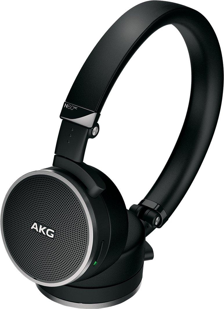 [Notebooksbilliger] AKG N60NC Leistungsstarker 3D-Faltbarer On-Ear Kopfhörer mit Aktiver Geräuschunterdrückung, Flugadapter und Reiseetui - Schwarz für 149,-€ Versandkostenfrei
