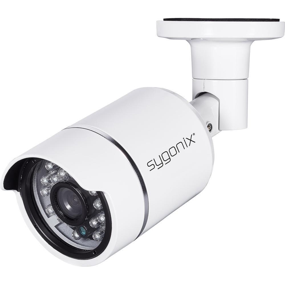 [Conrad] Überwachungskamera 6 mm sygonix 23064R1 DIS Farbkamera, 1000 TVL, 6 mm