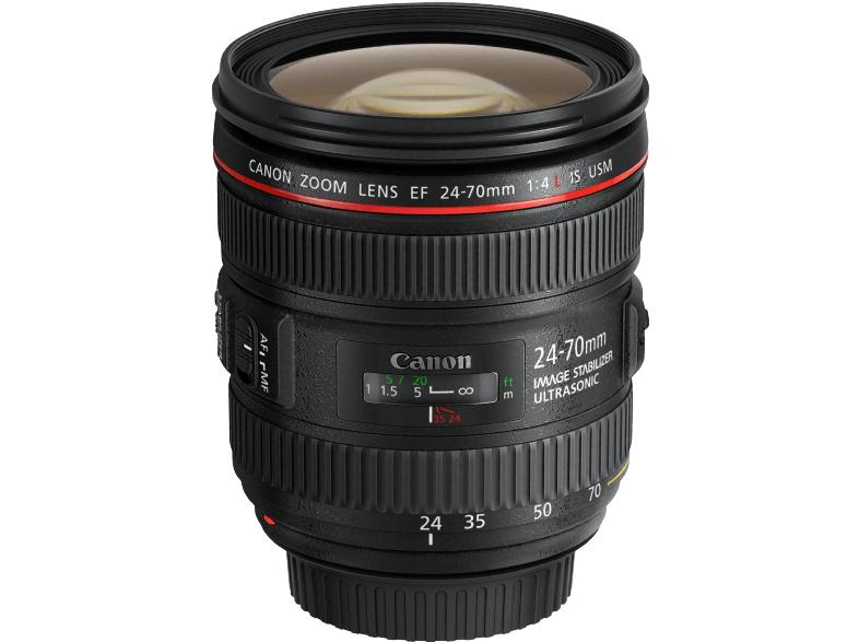 Canon EF 24-70 F/4 L IS USM (weitere 270€ cashback und 110€ M-M möglich)