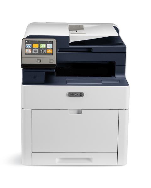 Xerox WorkCentre 6515DNI für 299€ @ Office-Partner - Farb-Multifunktionsgerät A4, 4in1, Drucker, Kopierer, Scanner, Fax, Wlan, Duplex, Netzwerk
