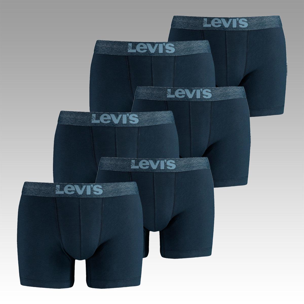 6 Levis-Boxershorts für 39,95€ bei Allstar