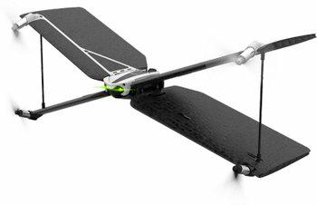 [amazon/Saturn] Parrot Swing mit Flypad: Mischung aus Drohne und Modellflugzeug