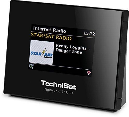 [Amazon] TechniSat DigitRadio 110 IR Digitalradio (Empfangsteil mit Internetradio, Multiroom-Streaming, optimal zur Aufrüstung bestehender HiFi-Anlagen, Bluetooth, WLAN, UPnP-Audio Streaming) schwarz