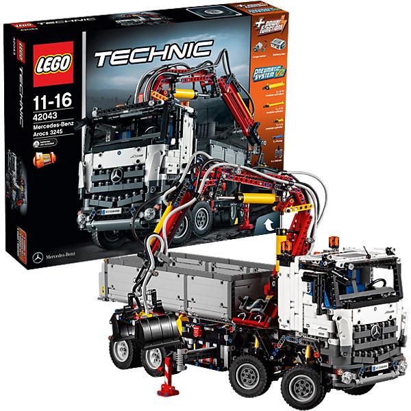 Lego Technic - Mercedes-Benz Arocs (42043) @mytoys.de