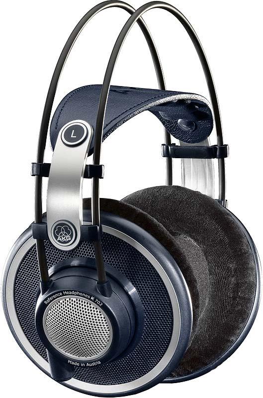 AKG K-702 Referenzkopfhörer schwarz