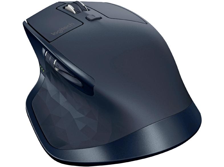 LOGITECH MX Master, kabellose Maus, Navy Blau