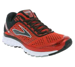 BROOKS Ghost 9 Herren Laufschuhe Rot @ Outlet46