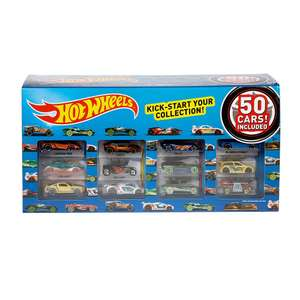 Hot Wheels 50 Car Pack (Toys R us)