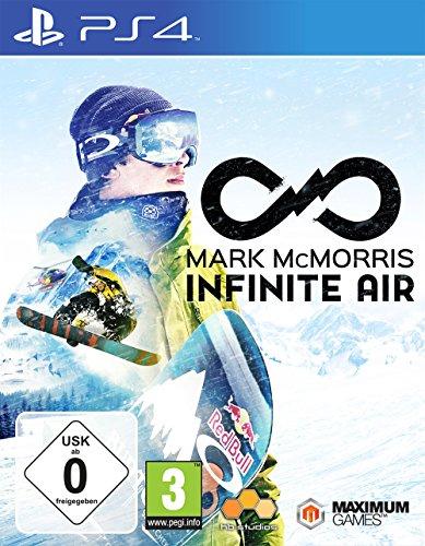 [amazon prime] Mark McMorris Infinite Air PS4
