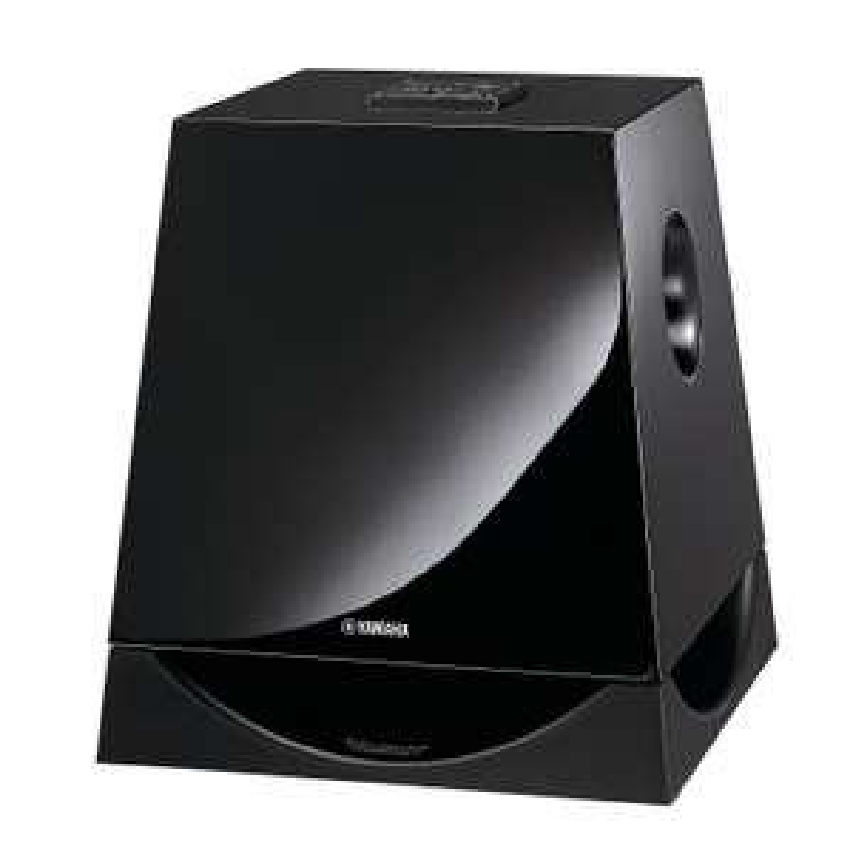Saturn Bestpreis YAMAHA NS-SW700 1 Stück, Subwoofer, 300 Watt, Pianoschwarz