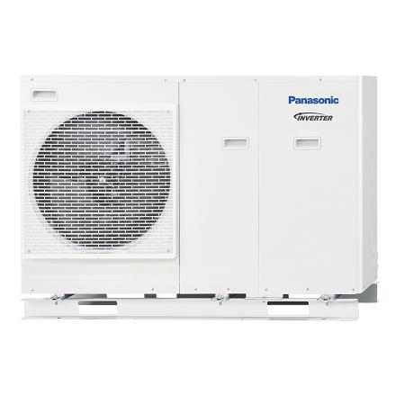 Effiziente Heizung nicht nur für KfW-Häuser ... Panasonic 5 KW Wärmepumpe