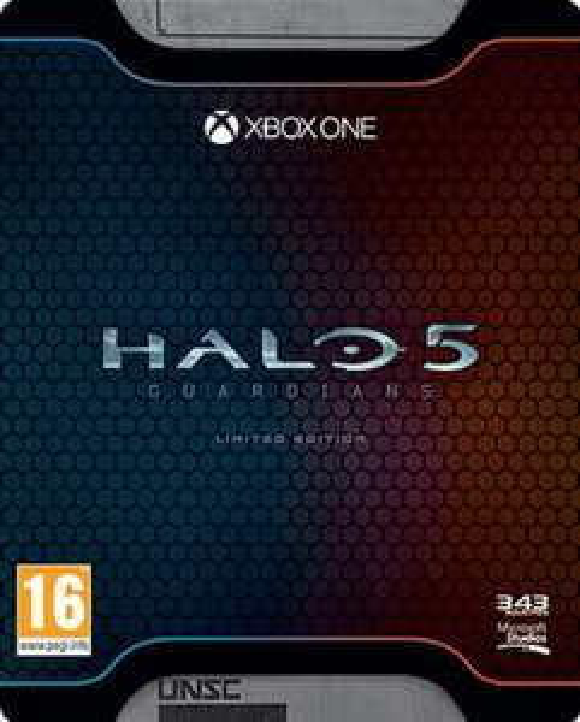 Halo 5: Guardians - Limited Edition (Xbox One) für 21,50€ [Coolshop]