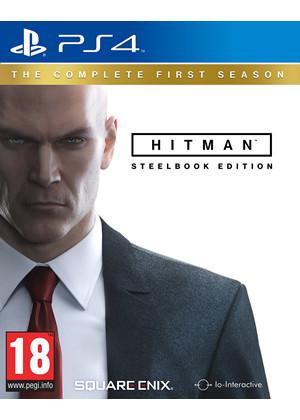 (Base.com) Hitman: Die Komplette erste Season - Steelbook Edition (PS4) für 42,27€