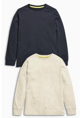 Kinderkleidung im Sale bei [Next] z.B. Zweierpack Langarmshirts für 6€ (+ VSK)