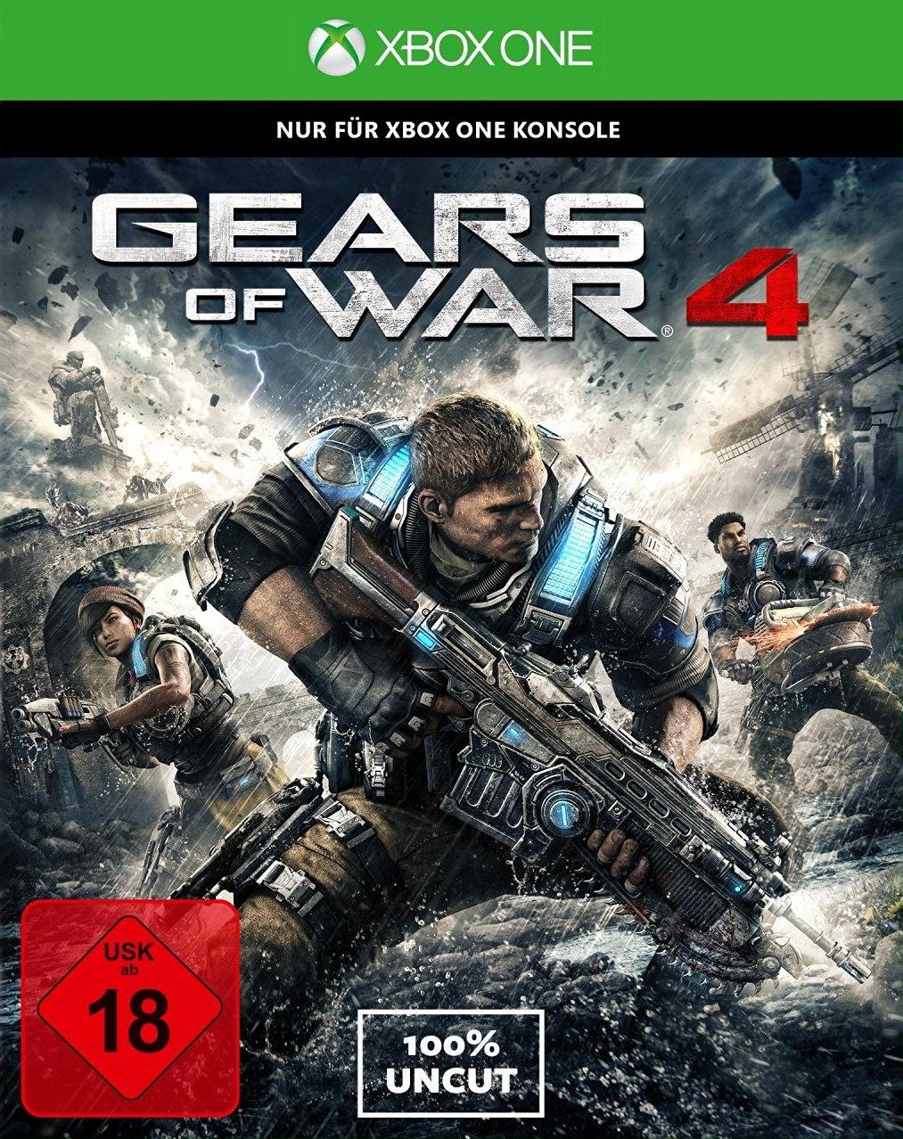 Bei Libro (Österreich), Gears of War 4 Xbox One zum Bestpreis