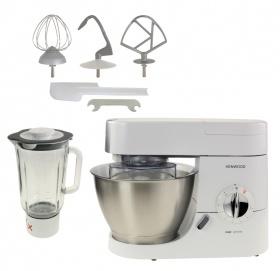 Kenwood KMC510 Premier Chef Küchenmaschine weiß --> 222,27 € inkl. Versand --> statt 279,00 €
