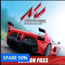 Assetto Corsa - Season Pass PS4 PSN PlayStation Store Online