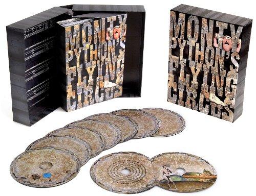 Monty Python's Flying Circus Box (7DVDs) für 14,97€ bei Amazon