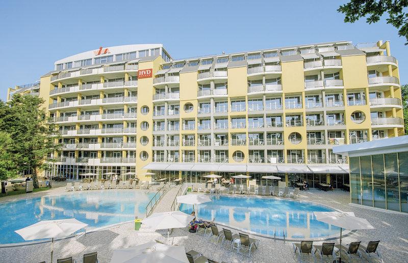 1 Woche Bulgarien, 4**** Hotel Viva Club Doppelzimmer mit All Inklusive und Flug p.P. 299.- €