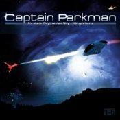 [audible] Ein Mann fliegt seinen Weg (Captain Parkman 1-6)