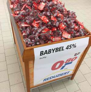 Real Hemmingen Babybel Lokal 0,80€