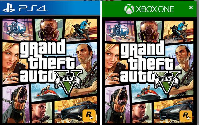 Grand Theft Auto 5 / GTA 5 (Playstation 4 und Xbox One) inc.Cash Card 3,500,000 GTA-Dollar 'Walhai' für  je 33,-€ Versandkostenfrei [Mediamarkt GDD]