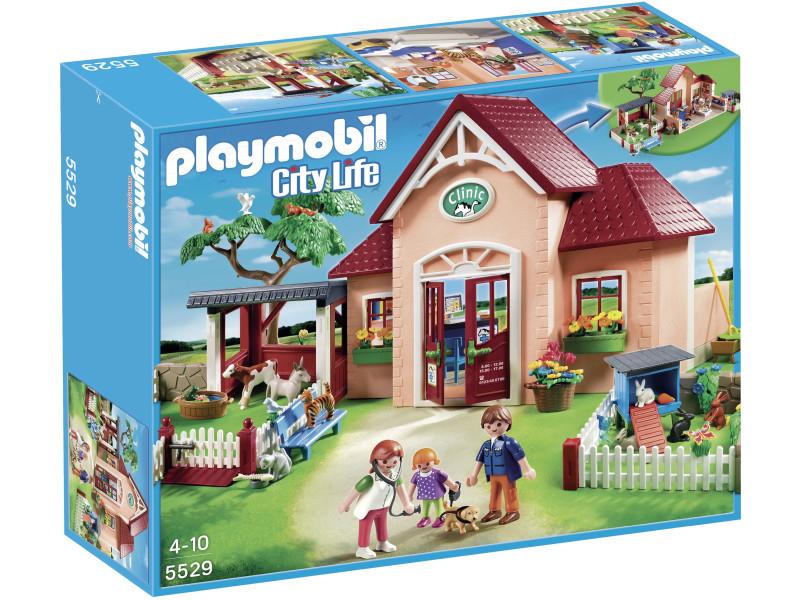 [interspar.at] Playmobil 5529 Tierarztpraxis mit Gehegen für 31,89€ inkl. Versand nach Deutschland