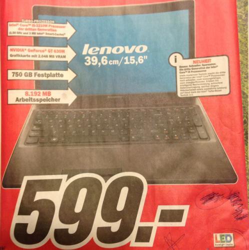 Lenovo G580 Laptop I5-3210M