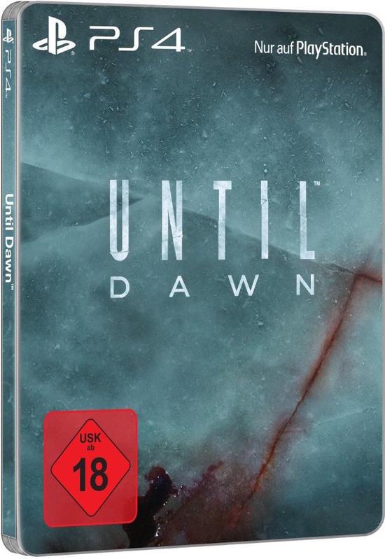 (Gamestop offline) Until Dawn Special Edition (PS4) für 9,96€