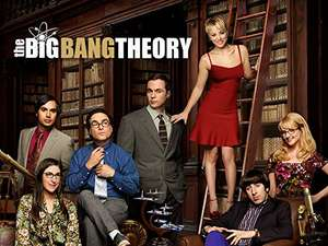[Amzon Prime & Netflix] The Big Bang Theory Staffel 9 nun in Prime enthalten!