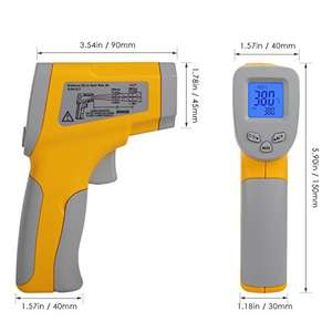 Tacklife IT-T04 Laser Infrarot Thermometer
