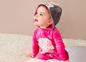 Kindermode im Sale bei [C&A] Babyjacken ab 5€, Leggins ab 2,50€ - alles mit 10% NL-Rabatt kombinierbar