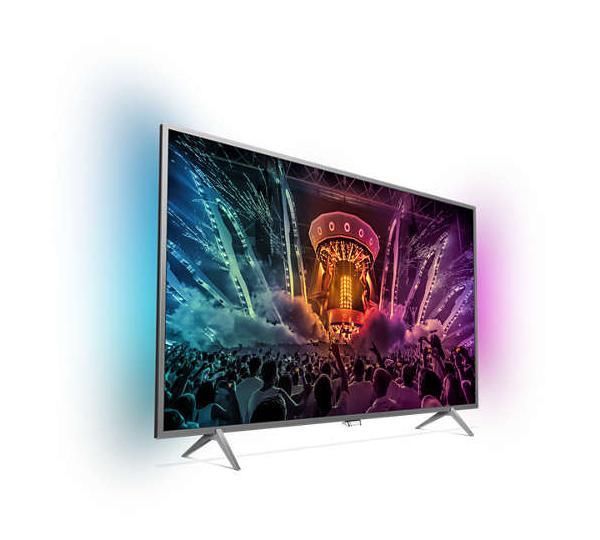 """Philips 32PFS6401 für 339€@Comtech - 32"""" FullHD Fernseher mit beidseitigem Ambilight und DVB-T2"""