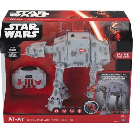 Star Wars R/C Interaktiver U-Command AT-AT von Mondo Toys.